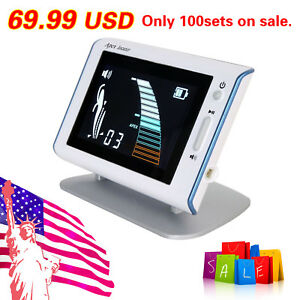 Dental Lab Endo 4 5 lcd Root Canal Finder Apex Locator Fit Dte Dpex Iii Usps New
