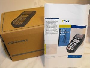 Hypercom T4220 Credit Card Processing Terminal New In Box