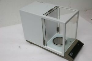 Mettler Toledo Ae163 Dual Range Digital Lab Scale Analytical Balance Tested