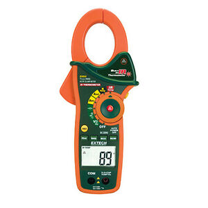 Extech Ex 830 Clamp Dmm Infrared Thermometer