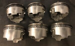 Wiseco Pistons Buick Stage 1 2 4 1l V6 4 010 Bore 3 590 Stroke 6 5 Rod 14 1 Na