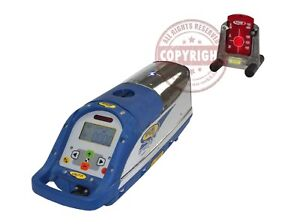 Spectra Precision Dg711 Pipe Laser Level Dialgrade trimble topcon agl transit