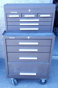 Kennedy 4 Drawer Machinist s Roller Cabinet Tool Box 6 Drawer Chest