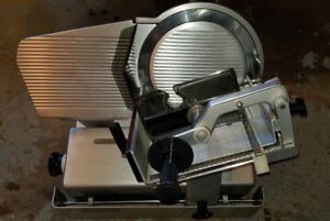 Bizerba 13 Hd Commercial Deli Meat Cheese Slicer Automatic 120v