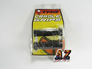 Tag ATV Handlebar Grips Black Can Am DS450 DS 650 DS 450 650 Renegade Outlander