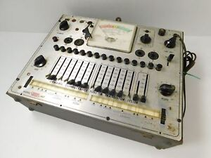 Eico 667 Dynamic Conductance Tube Transistor Tester For Parts Restoration