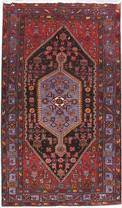 Rugs Wholesale Hand Knotted Rug 4 X 8 Village Weavers Persian Zanjan Rug