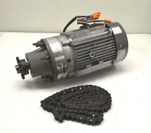Sumitomo Tc fx 3ph 1 hp Induction Motor Speed Reducer Cnfms1 V 80m 8 1 Gearbox