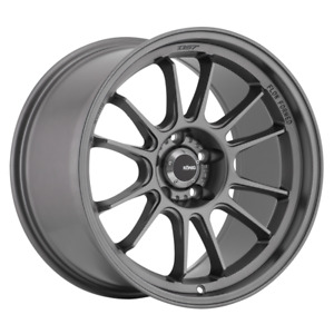Set 4 18x10 5 25 5x114 3 5x4 5 Konig Hypergram Gray Wheels Rims 18 Inch 47811