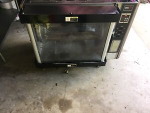 Bki Dr 34 Electric 5 spit Commercial Rotisserie