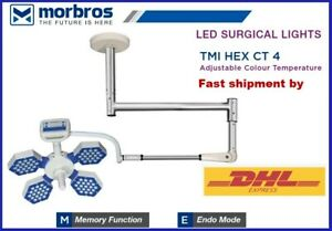 Surgical Ot Light Common Arm Led Light Operating Ceiling Suspended Light Mobile
