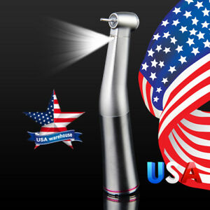 Dental Nsk Kavo Style Etype Fiber Optic Contra Angle Handpiece Inner Channel 1 5