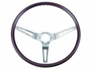 Grant Classic Gm Wood Steering Wheel 16 Dia 3 Spoke 4 Dish 926
