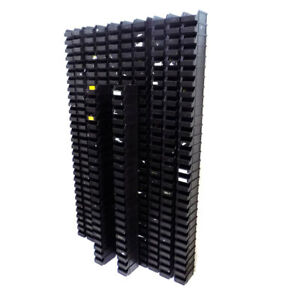 lot Of 346 Lewis Systems Stackable Storage Bins 7 X 4 X 3 Lewisystems