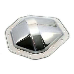 Chrome Plated Steel Differential Cover 14 Bolt Gmc Chevy 2500 Truck Corporate