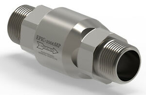 1 Epic Male Pipe Stainless Steel Check Valve epic 1000mp
