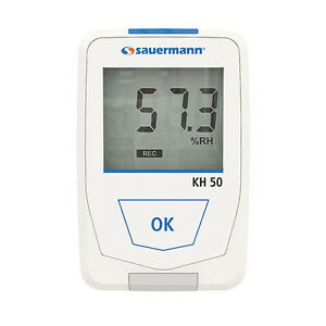 Sauermann Kh 50 Mini Temperature And Humidity Data Logger
