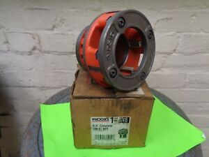 ridgid D h Complete 12r 2 Npt New In Box