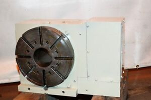 12 Golden Sun Cncrb 320rv 4th Axis Cnc Rotary Table 28292
