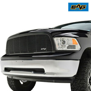 Eag 2009 2012 Dodge Ram 1500 Billet Grille Abs Shell Full Replacement Grill