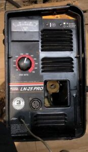 Lincoln Electric Ln25 Pro Wire Feeder Mig Welder K2613 1 Used