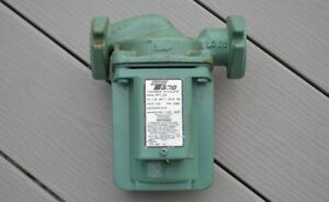 Taco 0011 f4 Cast Iron Cartridge Circulator Pump 1 8 Hp Nos