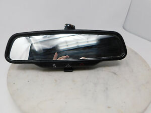 2012 2017 Hyundai Veloster Interior Rear View Mirror Auto Dimming Blue Link Oem