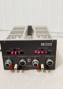 Lambda Regulated Power Supply 0 20 Vdc 1 7 Amp lqd 421
