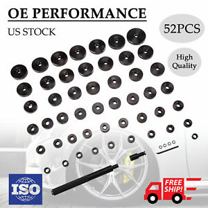 52 Pcs Seal Drive Set Bushing Removal Tool Bushing Driver Package