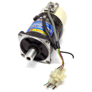 Sanyo Denki Super R Type R720 012e 18 3000 Rpm Dc Servo Motor W Optical Encoder