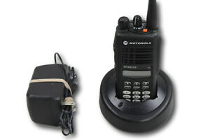 Motorola Mtx8250 Privacy Plus 800 Mhz Radio