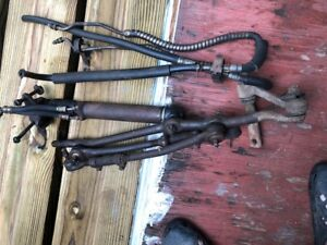 1967 1968 1969 Mustang Gt Mach 1 Shelby Cougar Xr7 Orig Power Steering Tie Rods