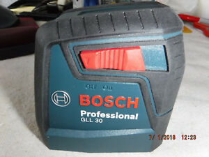 Bosch Cross line Laser Level