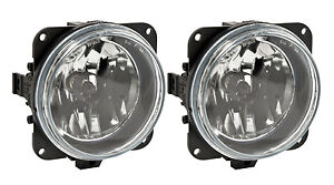03 04 Mustang Cobra 02 04 Focus Svt 05 06 Escape Fog Lights W H10 Bulbs