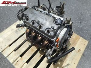 92 00 Honda Civic 1 5l Sohc Non Vtec Repalcment Engine Jdm D15b