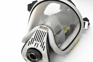 Msa Ultra Elite 10037652 Full Face Respirator Grey