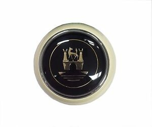 Vintage Vw Horn Buttons Ivory Type 1 1955 1959 Type 2 1955 1967