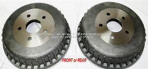 1961 1964 Lincoln Brake Drum Front Or Rear New Reproduction each C1vv 1126c