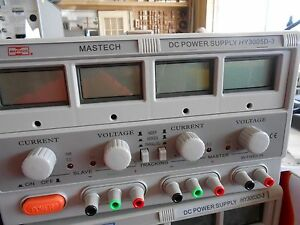 Power Supply Mastech Hy3005d 3 Dc Power Supply Lot 930