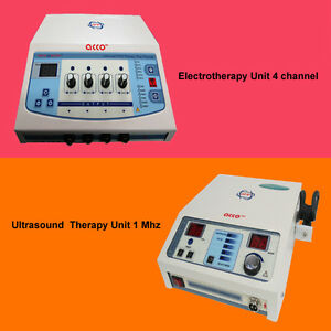 Physiotherapy Electrotherapy Stimulator Mini Ultrasound Therapy Pain Relief