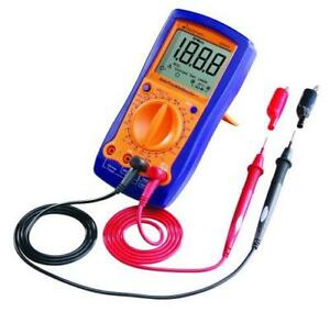 Actron Cp7677 Automotive Troubleshooter Digital Multimeter And Engine Analyzer