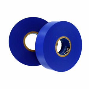 Ideal 4635 7 Mil Wire Armour Blue Professional Vinyl Electrical Tape