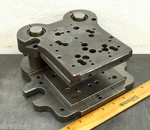 Punch Press Die Shoe Tooling Pneumatic Press Die Frame Air Bench Press 028