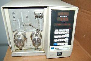 Waters Millipore 590 Programmable Hplc Pump Solvent Delivery Lab Science Module