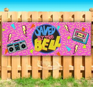 Saved By The Bell Advertising Vinyl Banner Flag Sign Many Sizes Retro