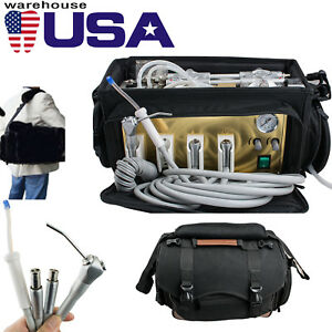 Us Dental Turbine Unit Air Compressor Suction System air Scaler For Dentist Fda