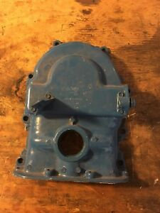 Ford F e Timing Cover 352 390 428 Mustang 1967 Date Code