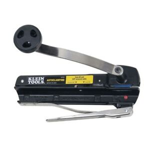 Auto Clamping Armored Cable Cutters And Bx 11 1 2 In Klein Tools