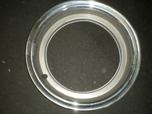 Oem 16 Beauty Trim Ring Ford F250 F350 Pickup E250 E350 Van Hubcap