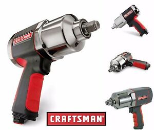 Craftsman Impact Wrench 1 2 In Heavy Duty Air Tool Auto Garage Mechanic Powerful